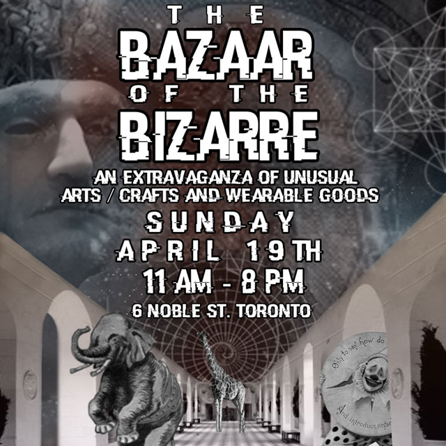 BazaaroftheBizarre